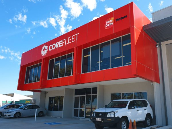 Corefleet Perth Office