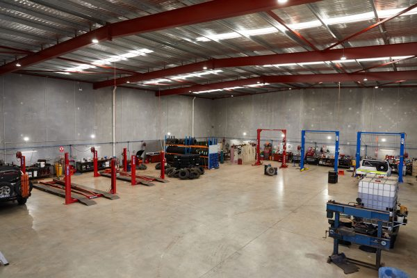 Vehicle Workshop